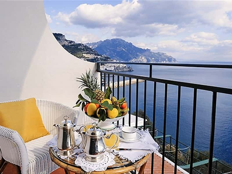 Amalfi Sea View