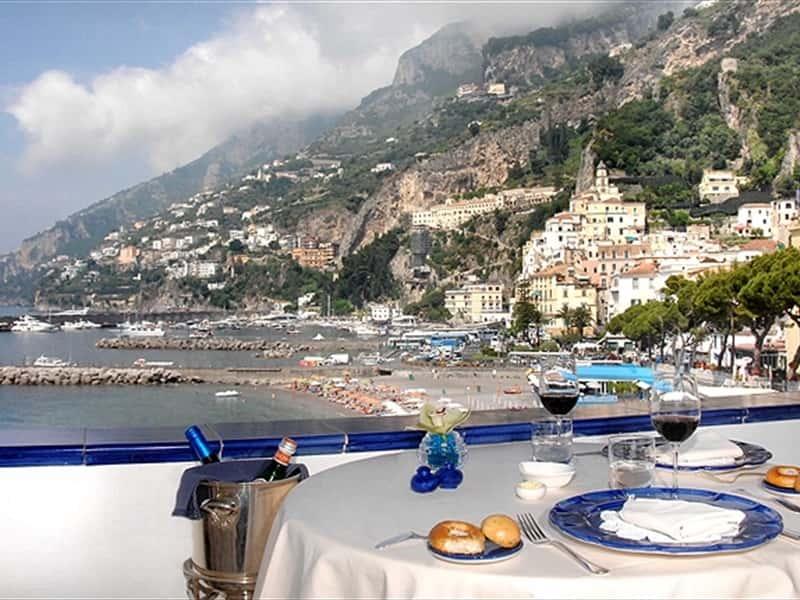 Restaurant eolo amalfi restaurants in amalfi amalfi coast for Amalfi coast cuisine