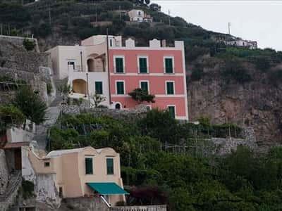 Eremo di San Francesco Amalfi Coast