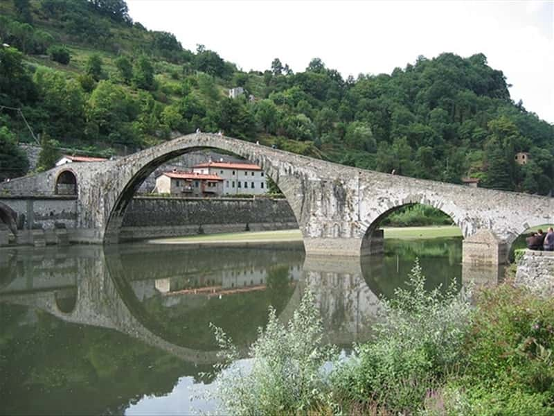 Ponte del Diavolo - Devil's Bridge