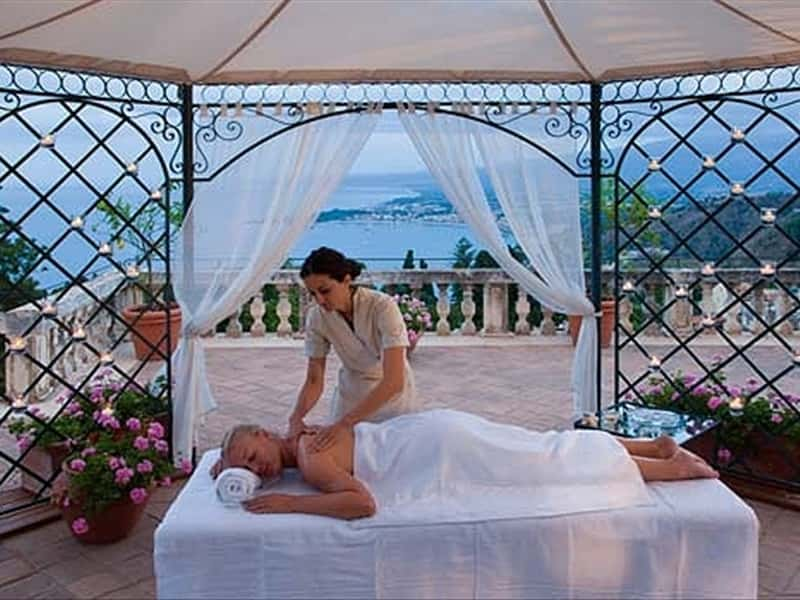 Area Benessere - Wellness Area