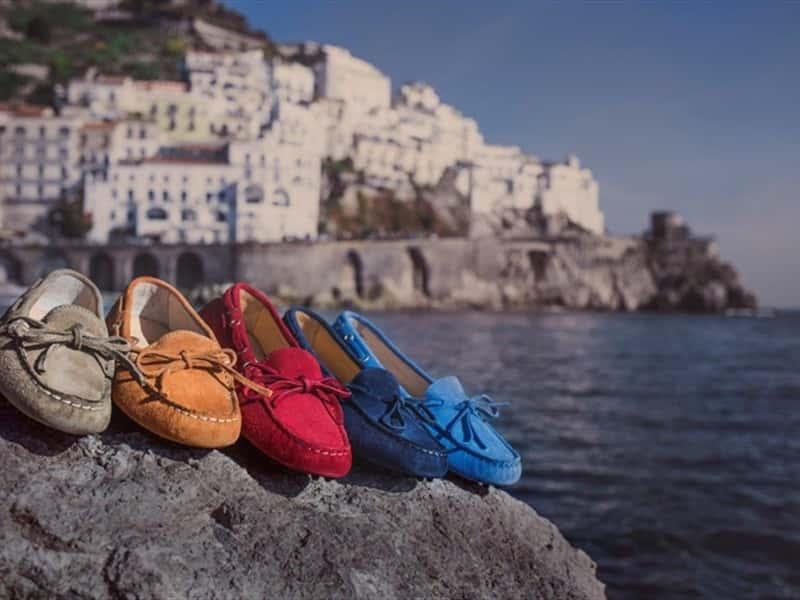 Sandali Tipici Amalfi Coast Maiori Italian Handicrafts in