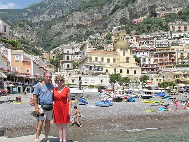Daily tour in Positano