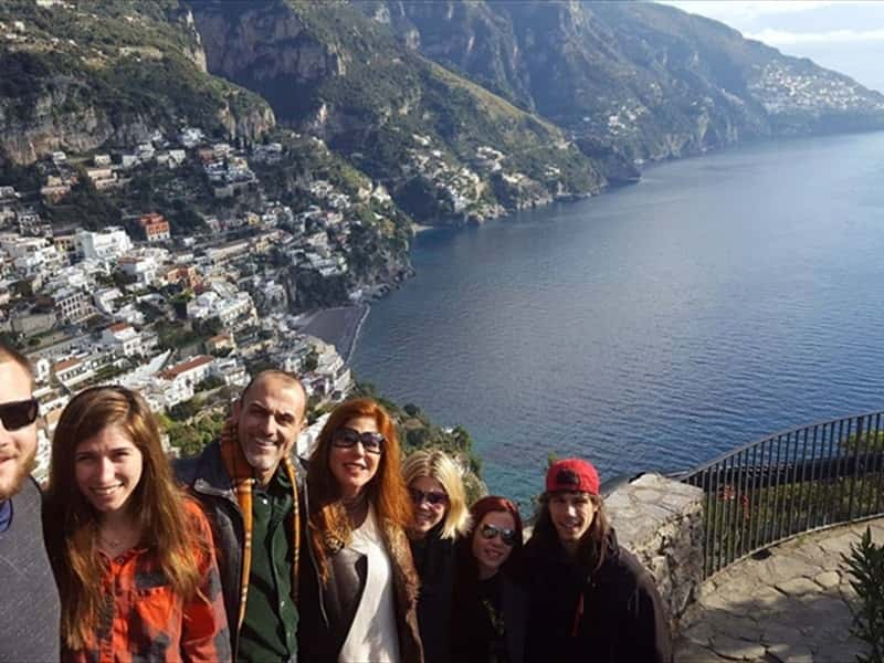 Positano - Transfers and Excursions