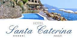 otel Santa Caterina Amalfi Hotels accommodation in Amalfi Amalfi Coast Campania - Vino d'Autore Italian Winery